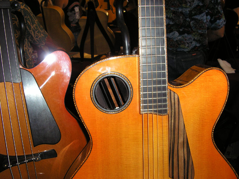 Offset Soundholes Fad Or The Future The Acoustic Guitar Forum
